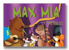 Max y Mia 3 - Conmusica España