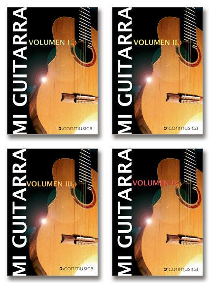 Mi Guitarra - Conmusica - España