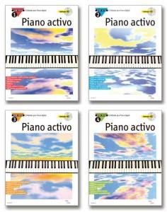 Piano Activo - Conmusica España