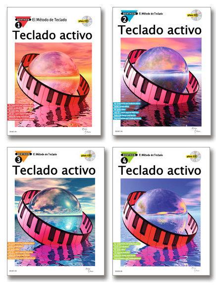 Teclado Activo - Conmusica España