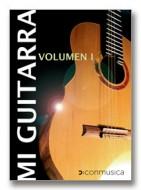 Mi Guitarra Volumen 1 - conmusica