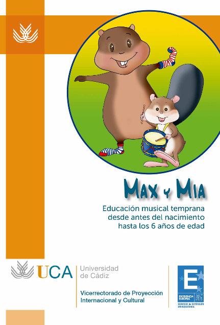 Max y Mia en la Universidad de Cádiz