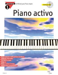 Piano activo Vol. 1 (Incluye CD)