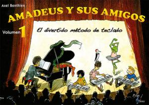Amadeus y sus amigos Vol. 1